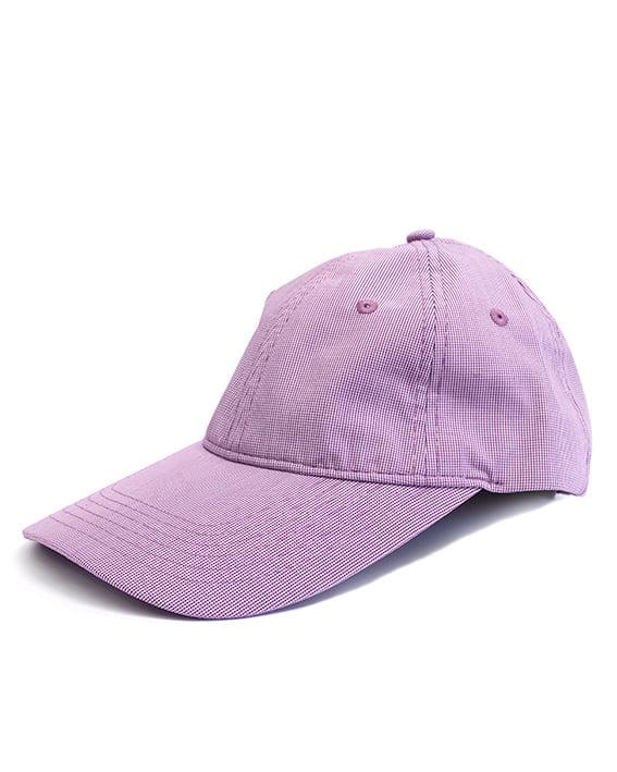 bamboo bliss baseball cap purple