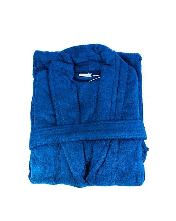 bamboo bliss bathrobes blue