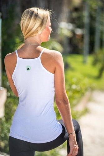bamboo bliss bra insert top white modeled back e1567388218394